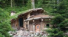Cabanes en France
