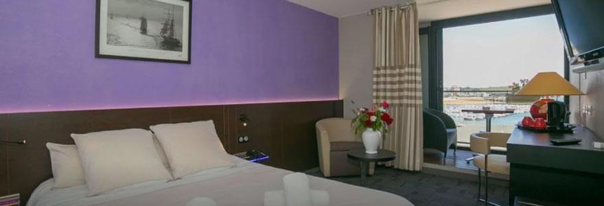 hôtel avec Spa